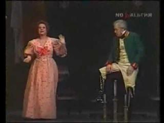 Тридцать лет спустя (Владимир Геллер) Юбилейный вечер Г.А. Товстоногова в БДТ,1986 г., капустник