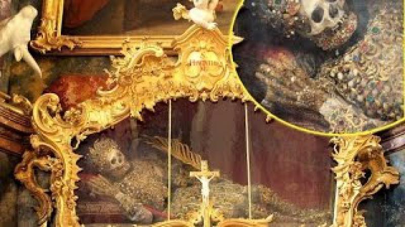 Hài cốt hàng ngàn năm tuổi nạm ngọc dát vàng