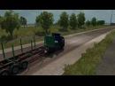 дальнобойщик  94 ( суровая  )    авария  на  жд  переезде