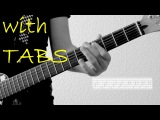 Three Days Grace - I Hate Everything About You Guitar Cover wTabs on screen