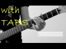 Three Days Grace - I Hate Everything About You Guitar Cover w/Tabs on screen