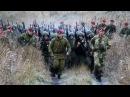 Спецназ РОСИЧ Краповые береты марш 15км