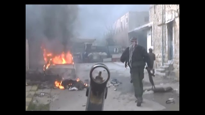 Syrian Army fight back in al-Qaboun | March 22nd 2017 | Eastern Damascus