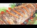Свинина запеченная в духовке с помидорами и сыром Гармошка вкусный рецепт мяса в фольге