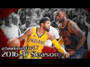 LeBron James vs Paul George NASTY Duel 2017 ECR1 G2 - PG with 36, LBJ With 41-13-12 TD!