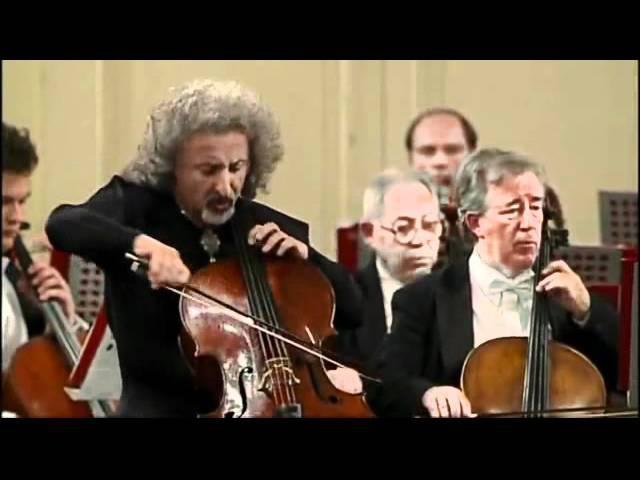 Respighi Adagio con variazioni Maisky Temirkanov
