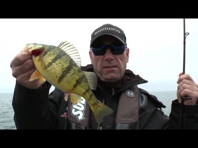 Lake Simcoe Perch with JP Derose - Dave Mercer's Facts of Fishing Season 6 Episode 12