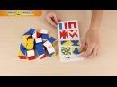 Кубики Никитина «Сложи узор» деревянные Световид