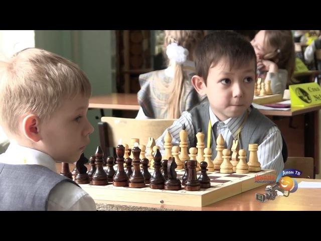 Проекта Шахматный всеобуч Финал г Трехгорный 2017