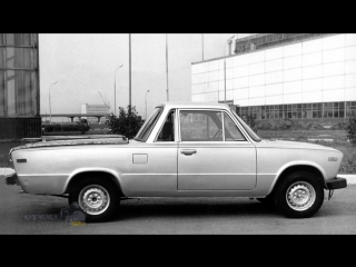 Редкие советские автомобили ВАЗ 2106 Турист