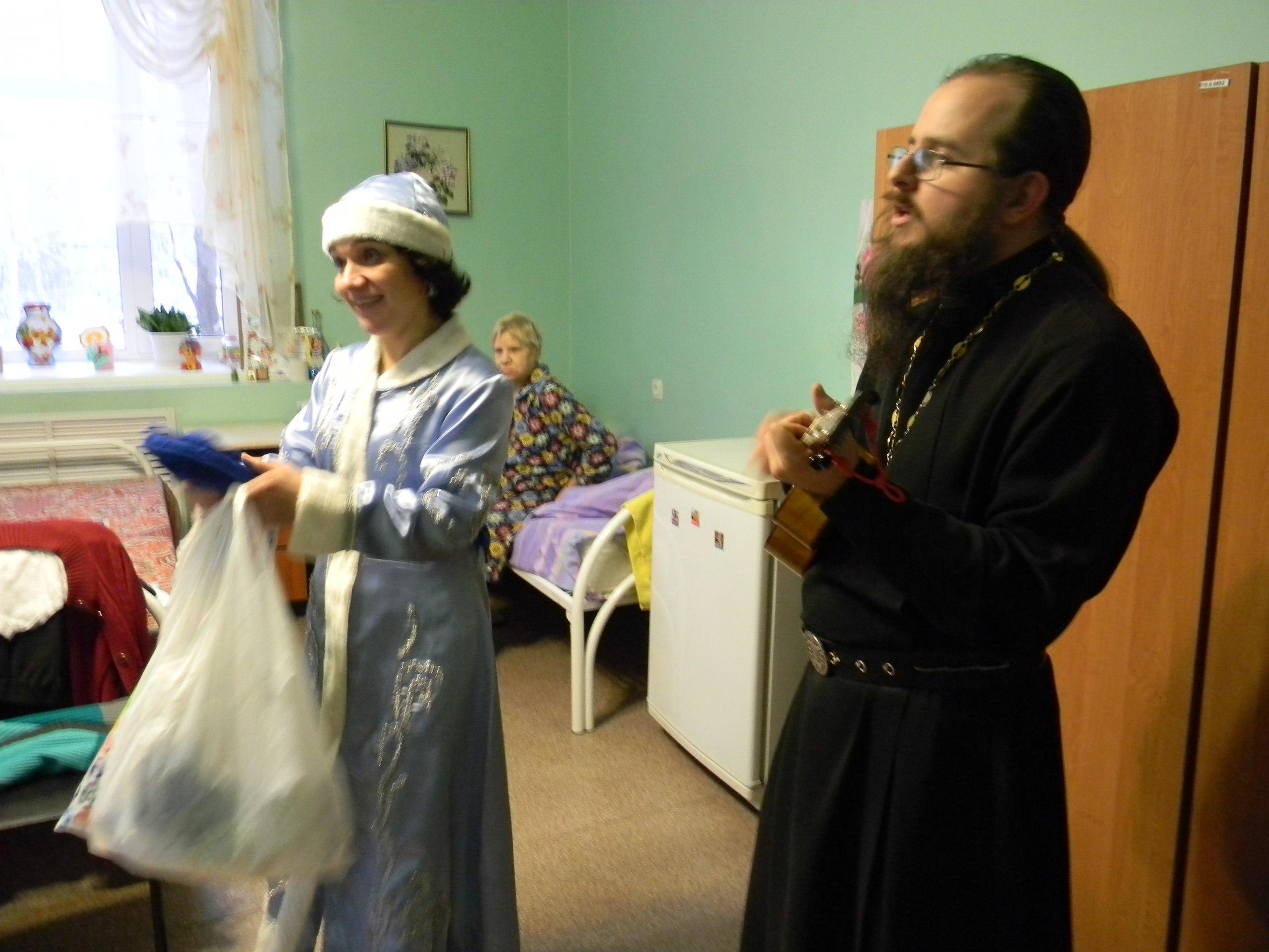 Княжпогостский интернат для престарелых 17 дом престарелых