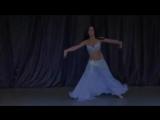 Superb Hot Arabic Belly Dance YANA KRUPPA 7165