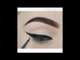 Эффектные идеи макияжа