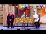 Как муж, жена и теща праздновали Новый год – Дизель Шоу – новогодний выпуск, 31.12