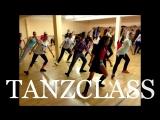 TANZCLASS  Locking Танцуют все!