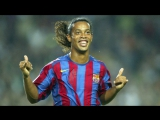 Первый гол Роналдиньо в составе Барселоны | 17.09.03