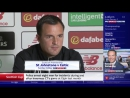 Крис Дэвис в интервью для Sky Sports перед матчем против Сент-Джонстона