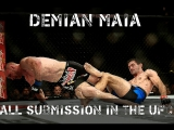 Demian Maia  All Submission in the UFC