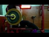 Анастасия Муратова - Объемный жим лежа 62,5*6*5, 67,5*5*5, 72,5*4*5