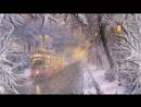 Анжелика Агурбаш–А белый снег кружится за окном - Клип создан Татьяной Трифоновой г. Архангельск 2017 год