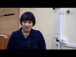 Директор института возрастной физиологии, профессор марьяна безруких согласна с виноградовым
