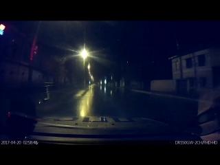 В Самарской области полицейские преследовали пьяного водителя