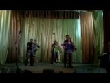 танец на День Учителя )))тренировка...