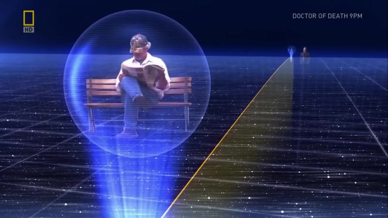 Искривления времени HD Квантовая физика невозможного