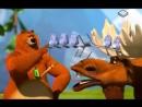 16 серия Гризли и Лемминги-Помехи от леммингов