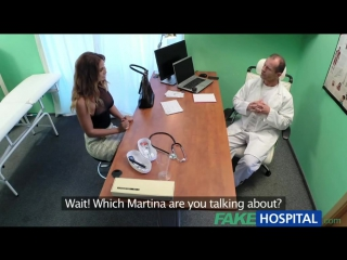 Doctor fucks minx in job interview / FakeHospital / Fake Hospital / Фальшивый госпиталь / Порно / Porn