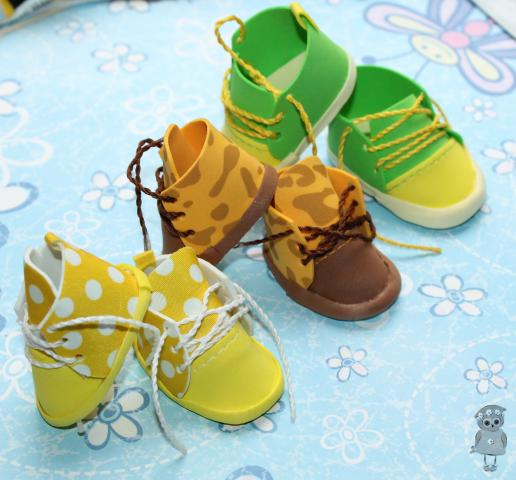 Обувь для кукол из фоамирана своими руками 51
