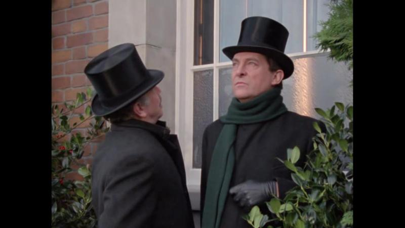 Возвращение Шерлока Холмса.Чертежи Брюса Партингтона(Англия.Детектив.1988)