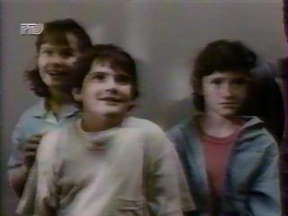 Олень с улицы Дьякона - The Deacon Street Deer. 1986. РТР