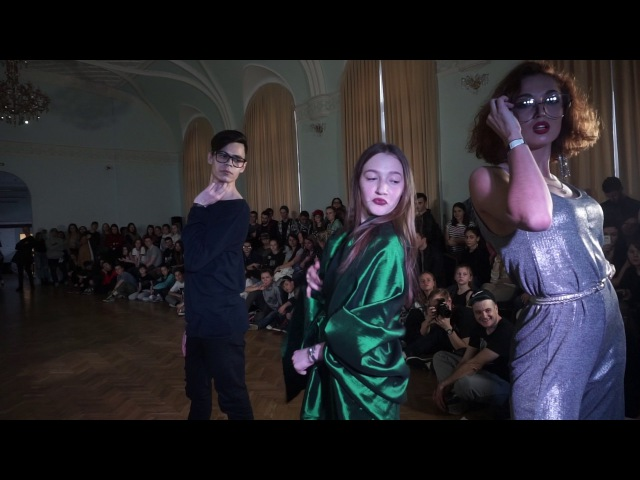 DUEL 7   Vogue Runway FINAL   Личи vs Борис VS Magdalena Voodoo