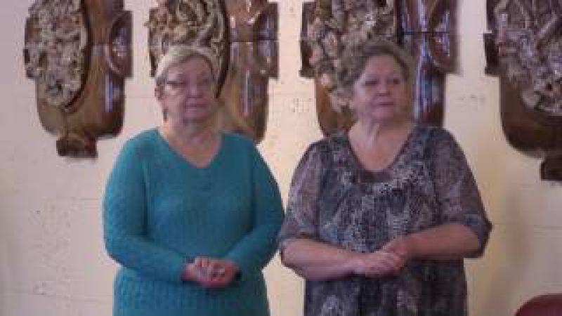Супруги Абушко - 55 лет вместе
