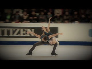 Gabriella PAPADAKIS / Guillaume CIZERON Free Dance ISU Grand Prix Final 2016 No Commentary