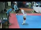 Ahmad Abu Ghaush Highlights Taekwondo