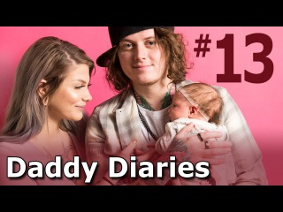 Ben Bruce Daddy Diaries Ep 13 - QA Ben and Baby Fae Answer Fan Questions
