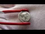 Денарий Рим  Марк Аврелий 161 - 180 г.