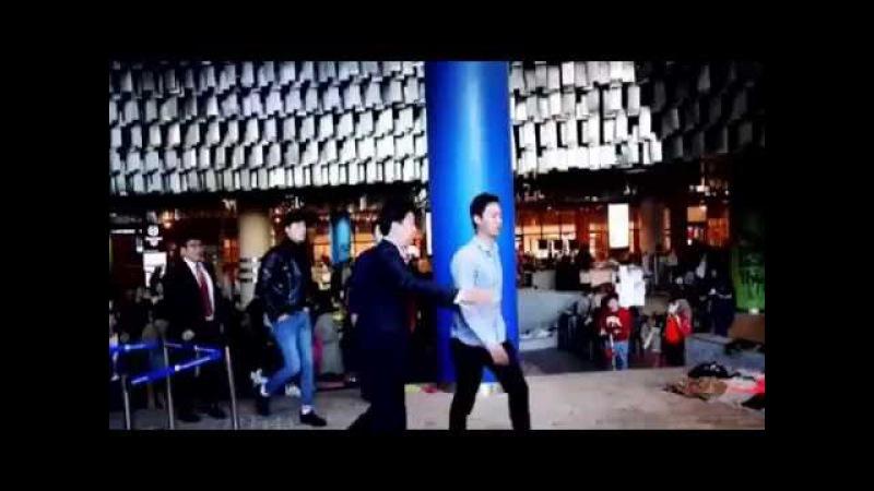 [09.10.2016] Jo In Sung - Hello Market Event in D-Cube City, Sindorim 5