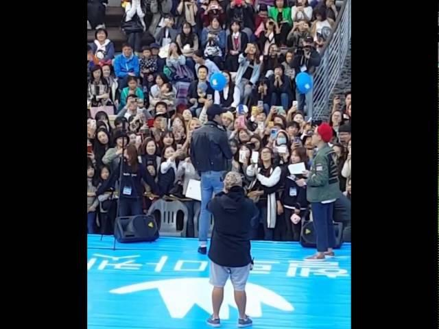 [09.10.2016] Jo In Sung - Hello Market Event in D-Cube City, Sindorim 6