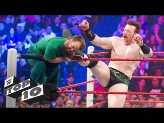 Brutal Royal Rumble Match eliminations: WWE Top 10