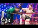 Brutal Royal Rumble Match eliminations