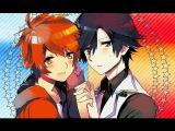 Красивый аниме клип о любви-Я заберу все твои поцелуи