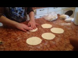 Самса за 5 минут. Восточная узбекская кухня рецепт как приготовить самсу выпечка.