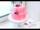 Муссовый Клубничный Торт Двухъярусный / Two Tier Mousse Cake