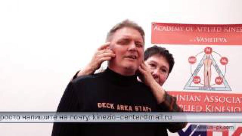 СТОПА и челюсть Какая связь проф Васильева поясняет