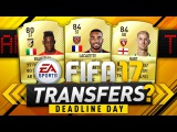 BIG FIFA 17 TRANSFERS?