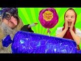 Ведьма Баба Яга украла Гигантские разноцветные конфеты Bad Baby Real Food
