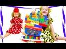 Волшебное танцующее пианино конструктор Mega Bloks Видео для детей Toys for kids